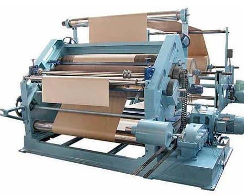 Corrugated Carton Box making machine